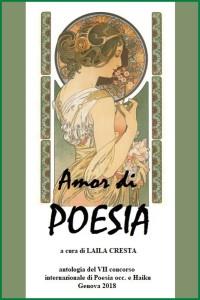 Amor di Poesia_Antologia Erato 2018New