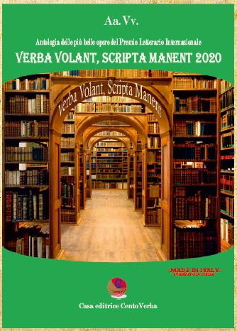 2020 Verba Volant antologia